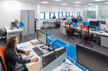 Derrycourt Cleaning Specialists  Head Office FitOut